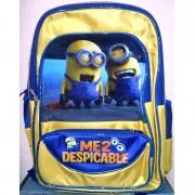 """Детский рюкзак для школы """"Гадкий Я"""" сред."""
