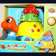 Дружные черепашки - развивающая игрушка