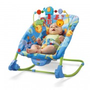 Fisher-Price Deluxe Infant To Toddler - детское кресло-качалка