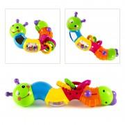 Весёлая гусеница - развивающая игрушка